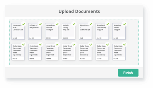 Upload Documents