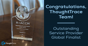 IACCM Global Finalist