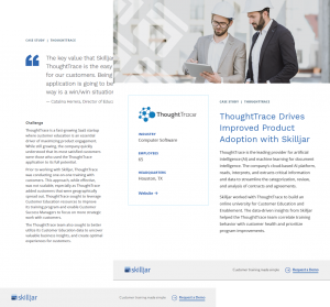ThoughtTrace Academy Featured in Industry Case Study